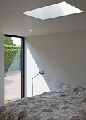 Point 7, Winchester, United Kingdom. Architect: Dan Brill Architects, 2014. Modern bedroom