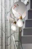 Lucellino sconce lamp by Ingo Maurer