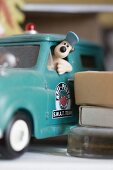 Wallace and Gromit van ornament