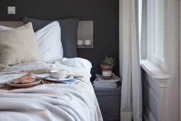 Breakfasat in bed