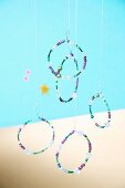 Bead-ring pendants