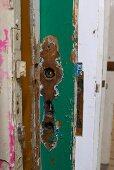 Various vintage doors
