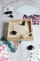 Zen-Garten selber machen