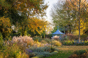 Summerhouse (district teaching garden, Steinfurt, Germany)