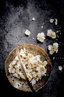 Dried jasmine petals