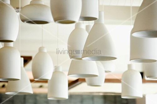 White Lighting Fixtures