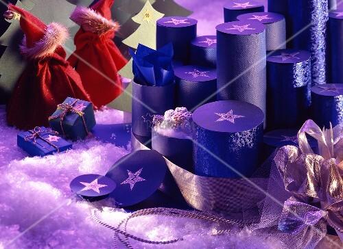 Weihnachtsbastelei: Origineller Adventskalender