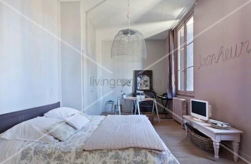 Schlafzimmer Im Franzosischen Stil Mit Bild Kaufen 11514022