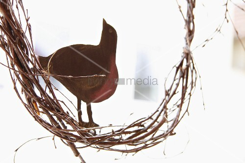 Home-made, ornamental bird