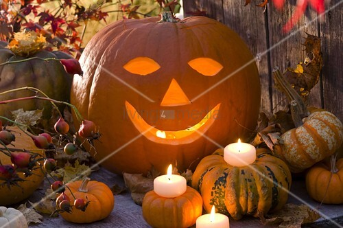 Halloween Kürbis Basteln 77 Bild Kaufen 12154020